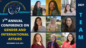 2021 Conference on Gender and International Affairs