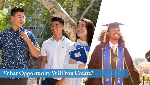 Support Opportunity: UCLA Scholarships Image