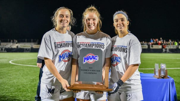 Honor the MAAC Women's Soccer Champions Image