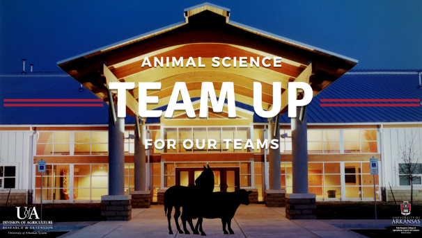 Team Up with Animal Science
