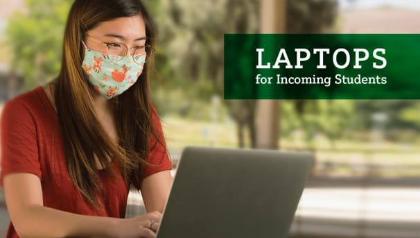 Laptops for Incoming Students Image