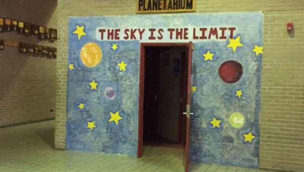 Craigmont H.S. Planetarium Restoration Image