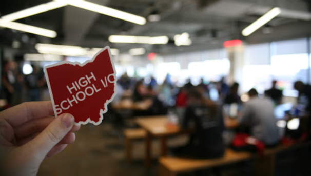 High School I/O student hackathon logo