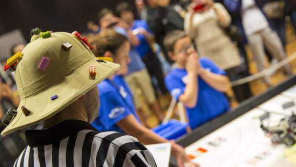 FIRST LEGO League Image