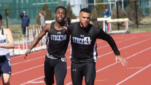 Men's Track & Field