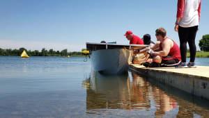 CU Solar Boat