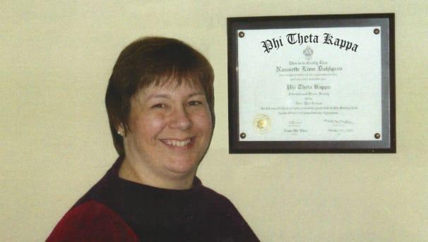 Nannette Dahlgren Scholarship Image