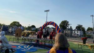 2021 Fall Undergraduate Nursing Recognition Ceremony