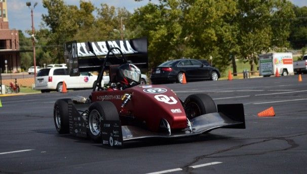 Sooner Racing Team 2019 Image