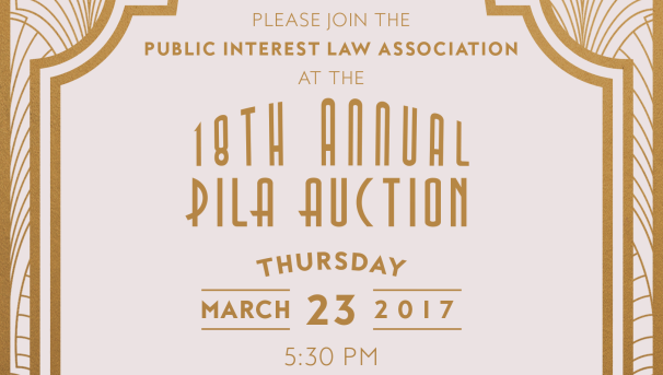 Support PILA's 18th Annual Auction Image