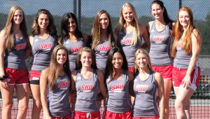 Support SHU Women's Tennis Team 100 Day Giving Challenge!