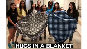 Help Donate Blankets to Veterans!