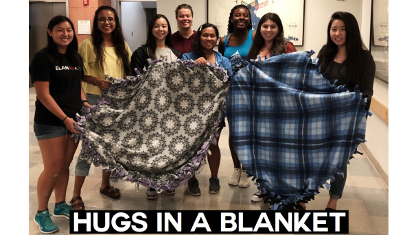 Help Donate Blankets to Veterans! Image