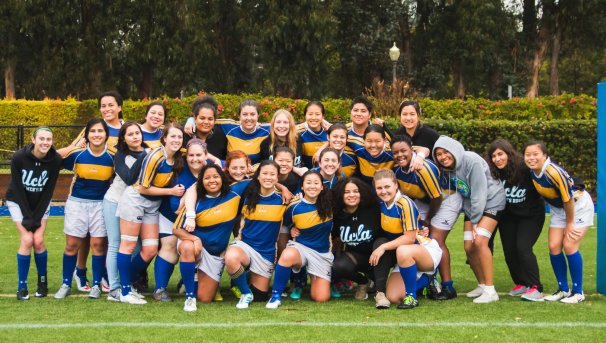 Help UCLA Women's Rugby Develop Our Program! Image