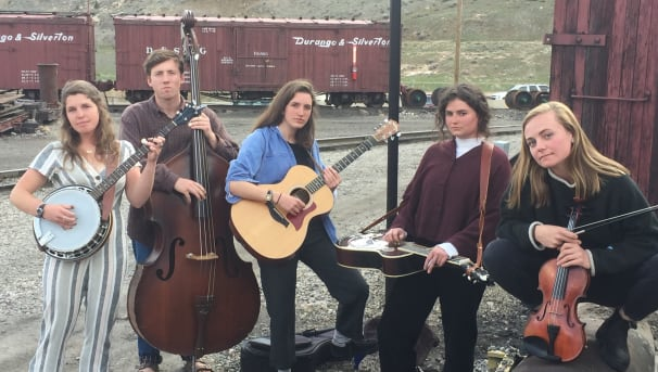Support Bluegrass Ensemble Image