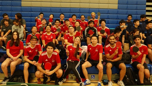 CSUN Table Tennis Club Image