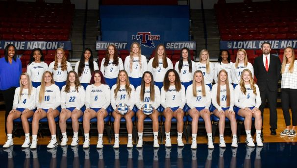 Lady Techsters Volleyball 20 for 21 Campaign Image