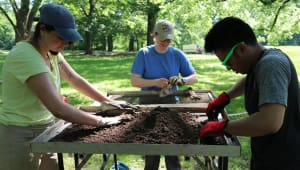 SIUC Historical Archaeology Field School Support Fund