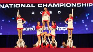SHU Cheerleading | Friends & Family 2020