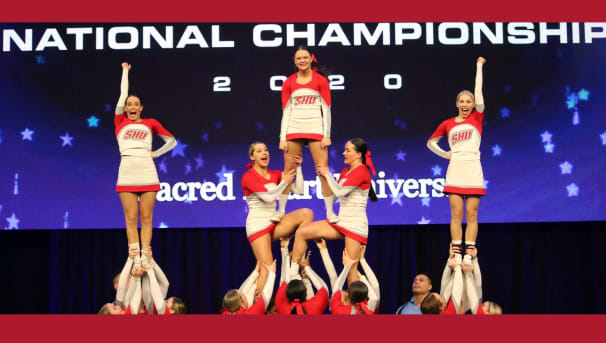 SHU Cheerleading | Friends & Family 2020 Image