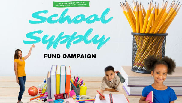 SchoolSeed Supply Drive Fund Supporting SCS teachers and Students Image