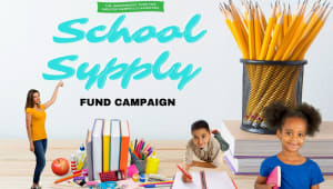 SchoolSeed Supply Drive Fund Supporting SCS teachers and Students