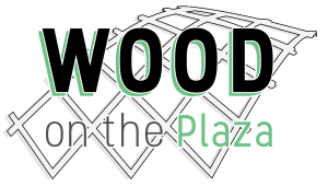 Wood on the Plaza