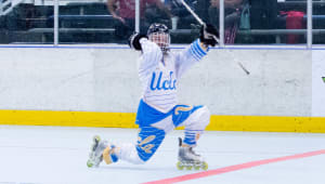 UCLA Roller Hockey Inaugural Season
