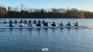 Eastern Michigan Rowing 2021