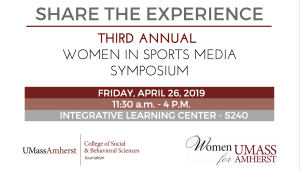 Women in Sports Media Symposium
