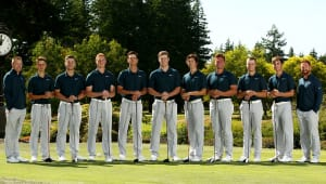 Men's Golf 2018