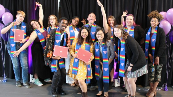 Support the UC LGBTQ Center for Pride Month Image