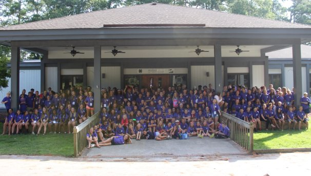 Help youth in Dinwiddie County attend 4-H Camp Image