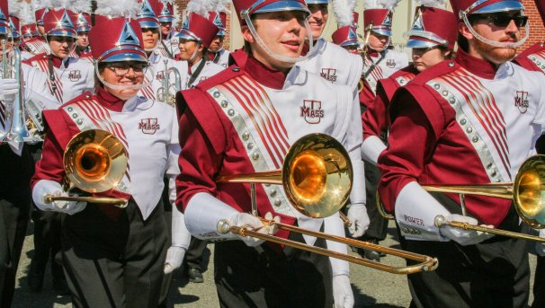Minuteman Marching Band New Instrument Fund Image