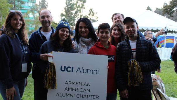 UCI Armenian American Alumni Chapter Image