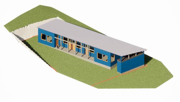 MSOE Chapter of EWB USA  - Chosavic School Project Image