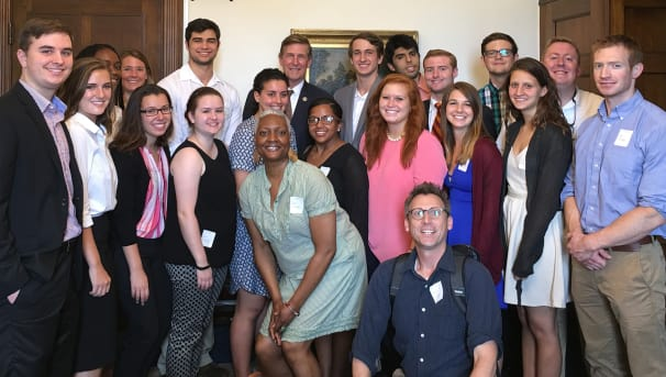Undergraduate Science Policy Fellowships in D.C. Image