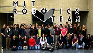 MIT Robotics Team's 2015 Competitive Season