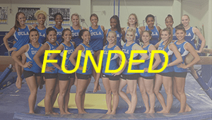$150K in 30 Days for UCLA Gymnastics!