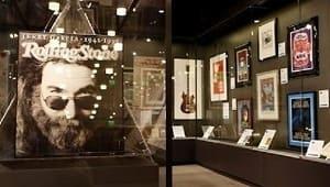 UCSC Grateful Dead Archive - Jerry Garcia Memorial Project