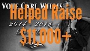 Carl - Mr. UTSA candidate