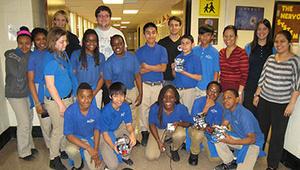 K - 12 Robotics Clubs