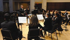 Send the UMD Wind Orchestra to San Jose, California