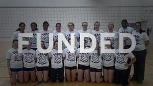 UMD Women's Club Volleyball is Going to Nationals!