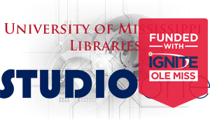 University of Mississippi Libraries Studio One