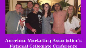 Marketing Club- AMA International Collegiate Conference