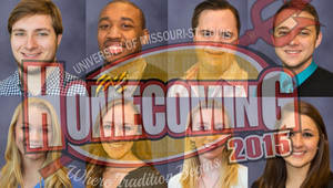 UMSL Homecoming Court Philanthropy Campaigns