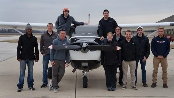 Help the BGSU Falcon Flight Team Soar! Image