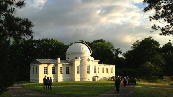 The Fuertes Observatory Museum & Outreach Project Image