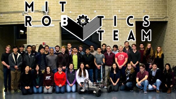 MIT Robotics Team's 2015 Competitive Season Image